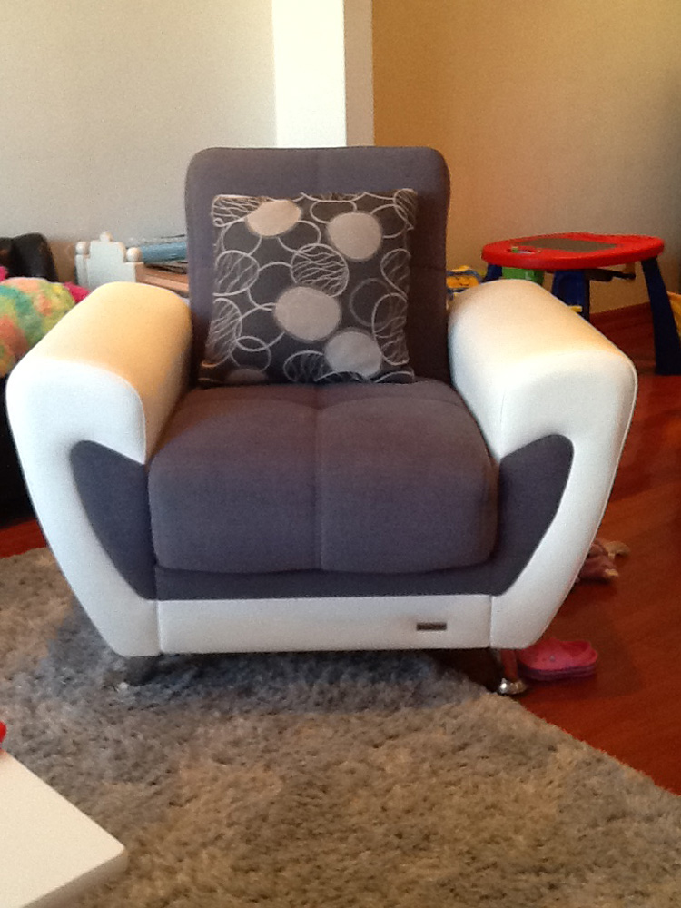 Armchair San Francisco Upholstery Cleaning
